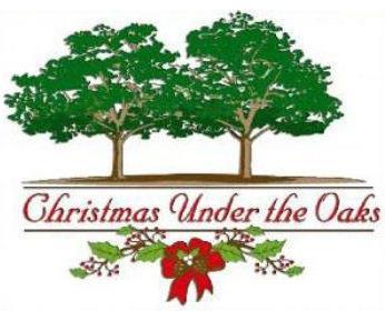 Christmas In The Oaks 2019.Christmas Under The Oaks Gfwc