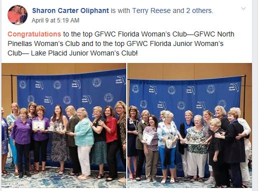 NPWC Lois B Perkins Award Winners